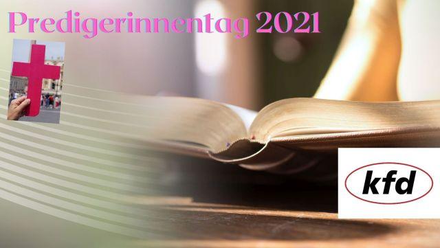 Frauen predigen am Tag der Junia, 17. Mai 2021.