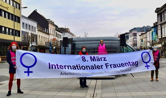 kfd-Dekanat Neuwied Int. Frauentag 2021
