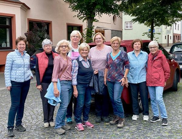kfd-Dekanat Neuwied neue Wandergruppe Irlich