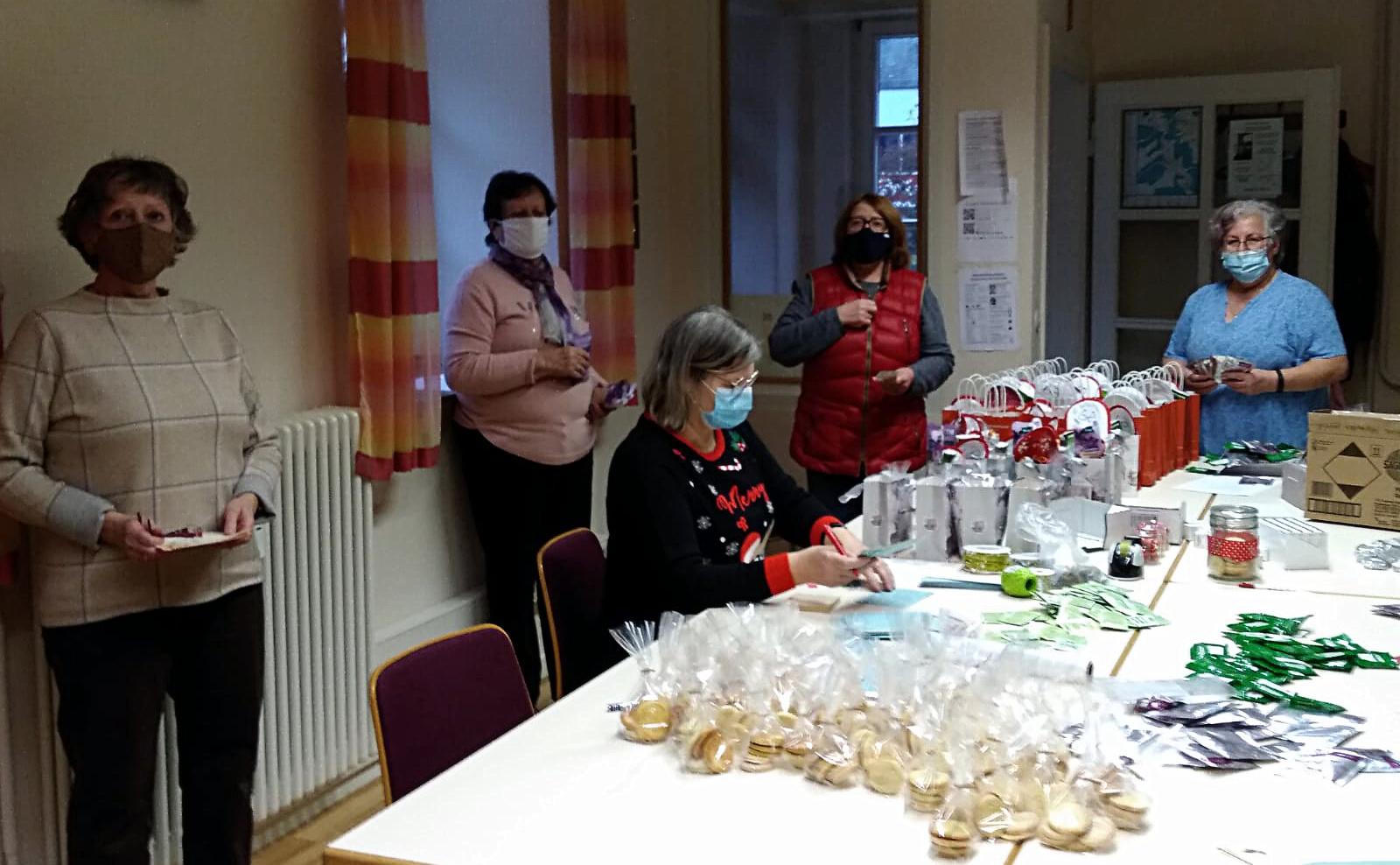 kfd-Neuerburg Weihnachtstüten